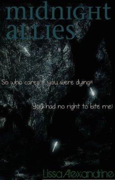 Midnight Allies Series (on hold)