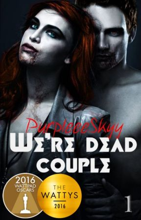 We're dead couple by PurpleeeSkyy