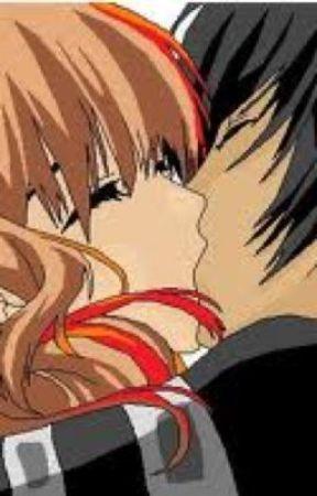 sadie and anubis kiss