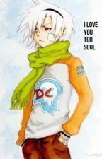 Soul Eater Evans x reader by luna44033