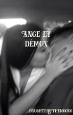 Ange et démon  by daughterofthemoon0