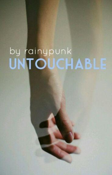 Untouchable | Pietro Maximoff {ON HOLD}