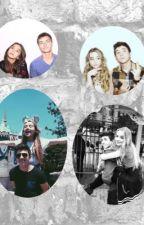 Sabrina Carpenter & Rowan Blachard V.S Bradley Steven Perry & Peyton Meyer by fanlovestory