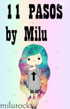 11 pasos by Milu by milurocks
