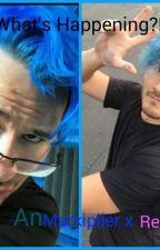 What's happening? (A markiplier x reader) by jazzyd1099