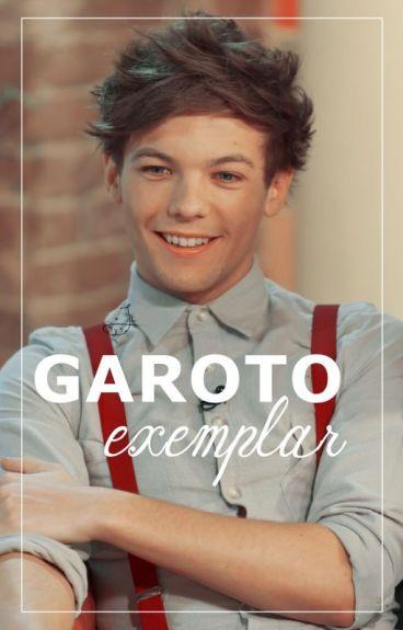 Garoto exemplar (larry stylinson)