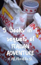 Sequels of Italian Adventure. -AllAboutNash by AllAboutNash