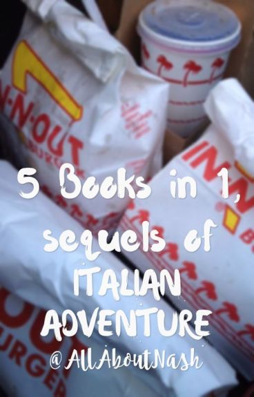 Sequels of Italian Adventure. -AllAboutNash