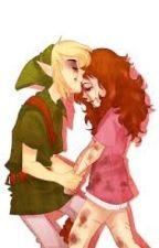 """Yo soy tu heroe y tu eres mi princesa "" Sally x Ben by SallyPlayWithMeFNAF"
