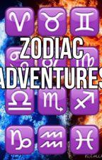 Zodiac Adventures! by WildstarOfWildclan