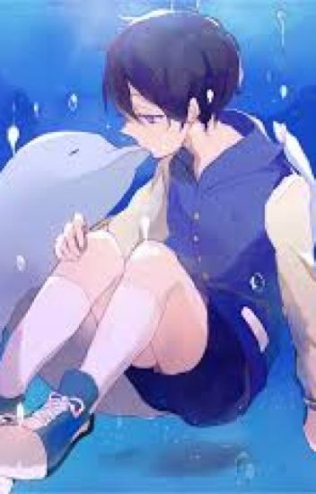 Dolphins at Sea [Haru x Reader]