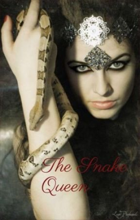 The Snake Queen by XxHollywood_UndeadXx