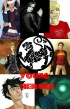 Young Heroes by wildeey