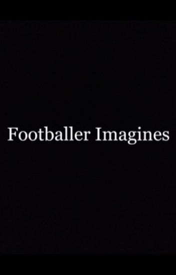 Footballer imagines.