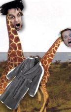 The Giraffe by TheMilkMen