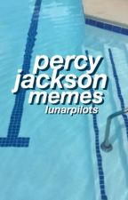 Percy Jackson Memes by -_cxstiel_-