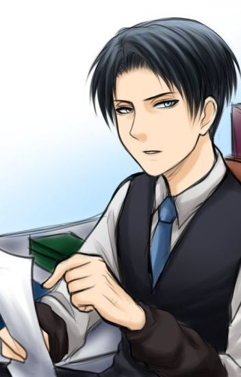 Teacher Levi x Student Reader