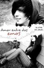 Amor De  Dos Emos¡¡ by andrea_zapata