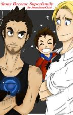 Stony Became Superfamily by SweetStonyChild