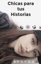 Chicas para tus Historias by -pisciis