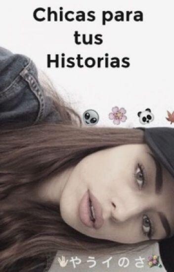 Chicas para tus Historias