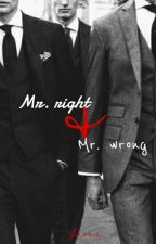 Mr. Right and Mr. Wrong by SoSoianBlu
