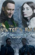 Winter's Fall: The Consequences of Fate (Book 3 of the Fate series) HIATUS by KatieGuinn