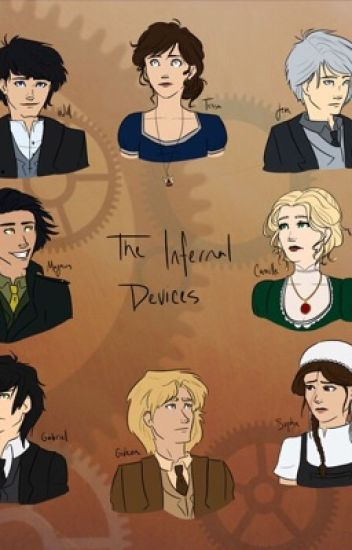 The infernal devices clockwork prince (Fanfiction ...