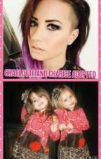 Charlotte and Charice Adopted by Lovatic_1508