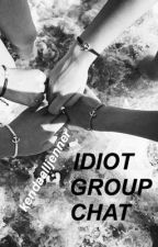 Idiot Group Chat [au] ✖️ JB - 1D by frislayca