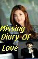 Missing Diary Of Love by black_current