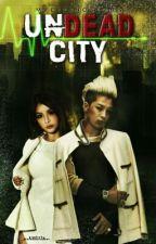 Undead City by MrEyesNoseLips