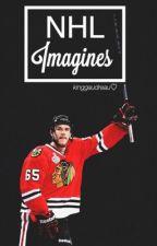 NHL Imagines by puckinggaudreau