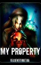 My Property (Dark Link x Reader) by SlaveOfSaeran