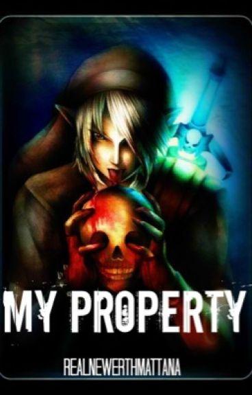 My Property (Dark Link x Reader)