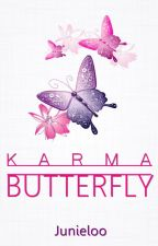 Karma Butterfly by Junieloo