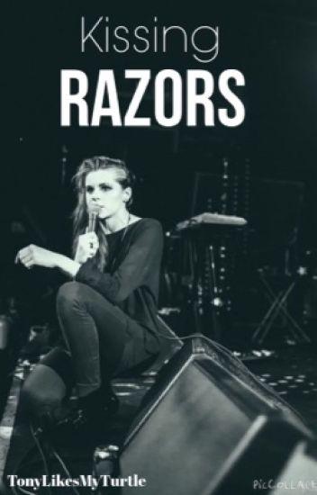 Kissing Razors. (A Tony Perry Fanfic.)