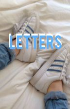 Letters ✶ lrh by strawbxrrytae