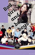 Bad girl and bad boys (exo and you fanfic) by 4mexo123