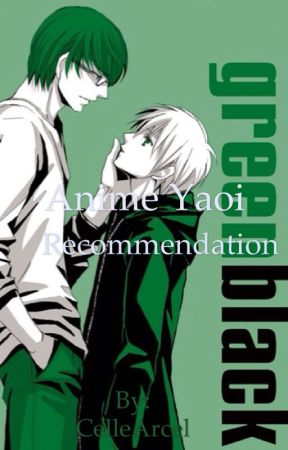 Yaoi anime recommendation by CelleArcel