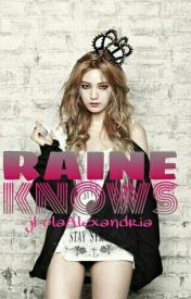 Raine Knows by jLolaAlexandria