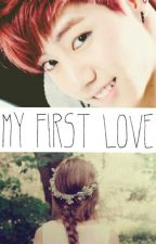 [EDITING] My First Love ➵ Mark by markson7_