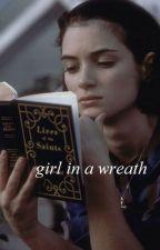 girl in a wreath by niezaleznosc