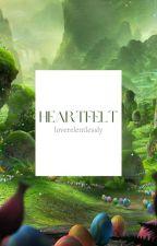 Heartfelt (Bunnymund x Reader) by loverelentlessly