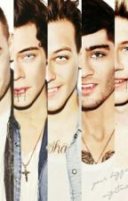 One Direction Vampire Secret.... by Dilantuerkmen
