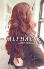 Alphaess by reine_foliee