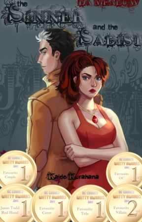 DA Meadow: The Sinner and the Sadist (A Jason Todd/Red Hood Fanfiction) BOOK 1 by KaidoKurahana