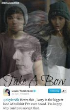 Take A Bow (Larry Stylinson) by XXDreamONXX
