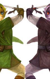 LOZ Link x Reader x Dark Link by Lynnk-the-Hero