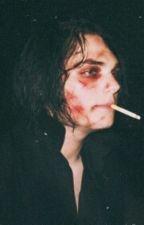 Я думал,что умру. by blackhorrorhair